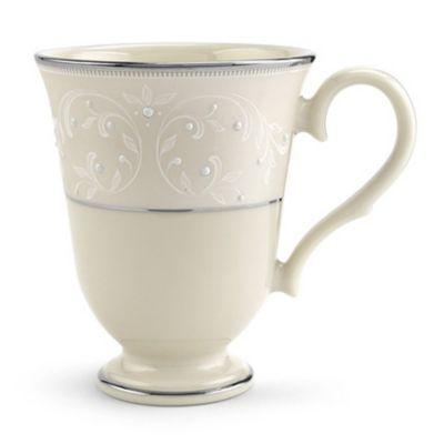 White Pearl Mug