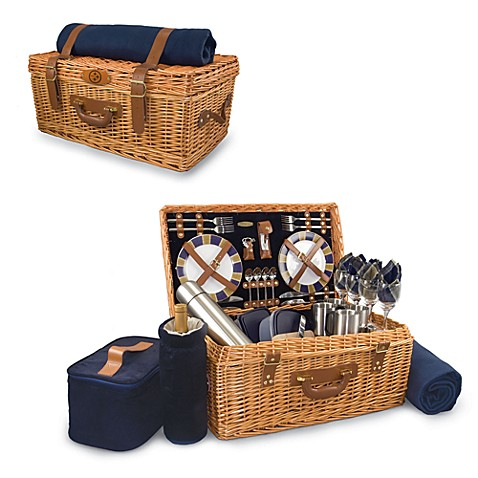 Picnic Time Windsor Picnic Basket - Pittsburgh Steelers