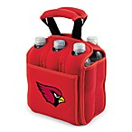 Picnic Time® Arizona Cardinals Six-Pack Cooler Tote in Red