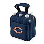 Picnic Time® Chicago Bears Six-Pack Cooler Tote in Navy Blue