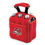 Picnic Time® Tampa Bay Buccaneers Six-Pack Cooler Tote in Red