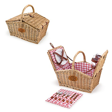 Picnic Time Piccadilly Picnic Basket For Two - Pittsburgh Steelers