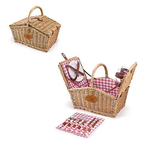 Picnic Time Piccadilly Picnic Basket For Two - Minnesota Vikings