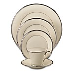 Lenox® Solitaire® 5-Piece Place Setting