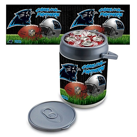 Picnic Time® NFL Carolina Panthers Insulated Can Cooler