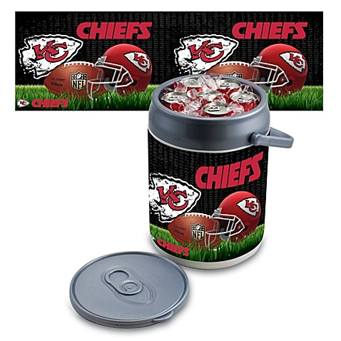 Picnic Time® NFL Kansas City Chiefs Insulated Can Cooler