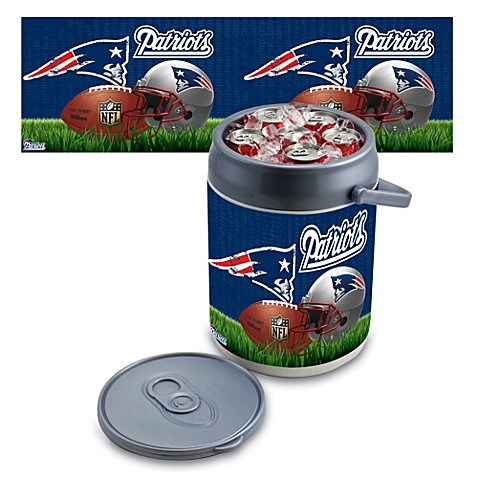 Picnic Time® NFL New England Patriots Insulated Can Cooler