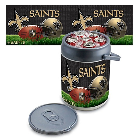 Picnic Time® NFL New Orleans Saints Insulated Can Cooler