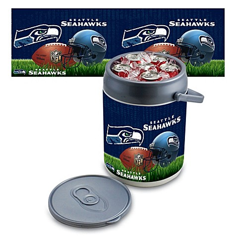 Picnic Time® NFL Seattle Seahawks Insulated Can Cooler