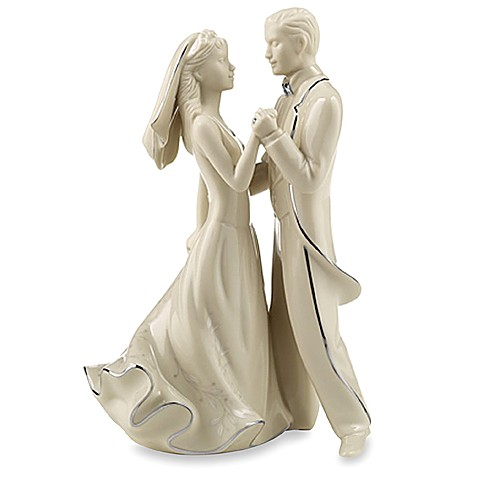 Lenox® Wedding Promises® First Dance Cake Topper