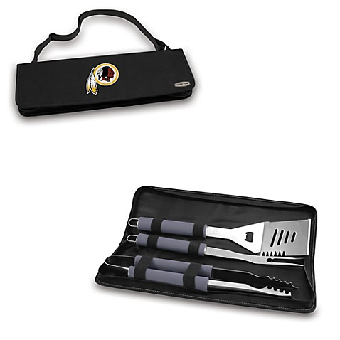 Picnic Time® Washington Redskins Metro BBQ Tote with Tools