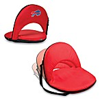 Picnic Time® Buffalo Bills Oniva Portable Reclining Seat in Red