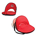 Picnic Time® Tampa Bay Buccaneers Oniva Portable Reclining Seat in Red