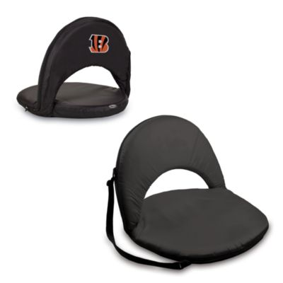 Picnic Time® Chicago Bears Oniva Portable Reclining Seat in Black