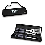 Picnic Time® Philadelphia Eagles Metro BBQ Tote with Tools in Black