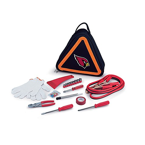 Picnic Time® NFL Arizona Cardinals Roadside Emergency Kit