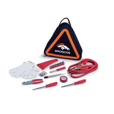 Picnic Time® Denver Broncos Roadside Emergency Kit