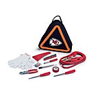 Picnic Time® Kansas City Chiefs Roadside Emergency Kit in