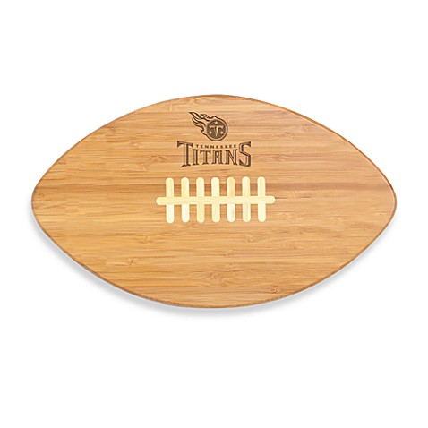 Picnic Time® NFL Tennessee Titans Touchdown Pro! Cutting Board