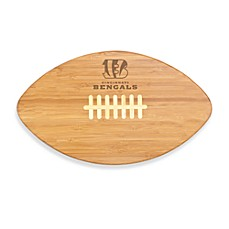 Picnic Time® NFL Cincinnati Bengals Touchdown Pro! Cutting Board