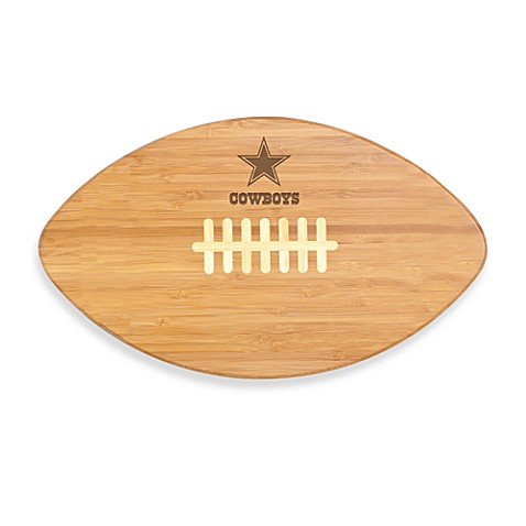 Picnic Time® NFL Dallas Cowboys Touchdown Pro! Cutting Board