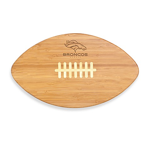 Picnic Time® NFL Denver Broncos Touchdown Pro! Cutting Board