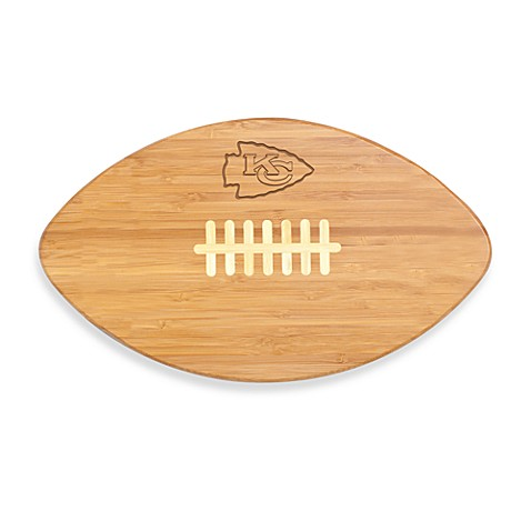 Picnic Time® NFL Kansas City Chiefs Touchdown Pro! Cutting Board