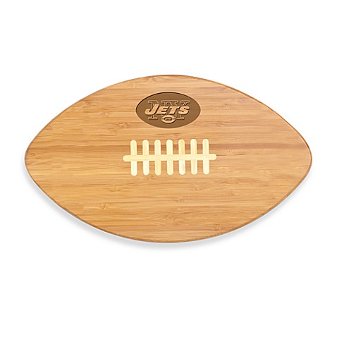Picnic Time® NFL New York Jets Touchdown Pro! Cutting Board