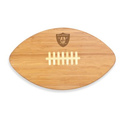Picnic Time® Oakland Raiders Touchdown Pro! Cutting Board