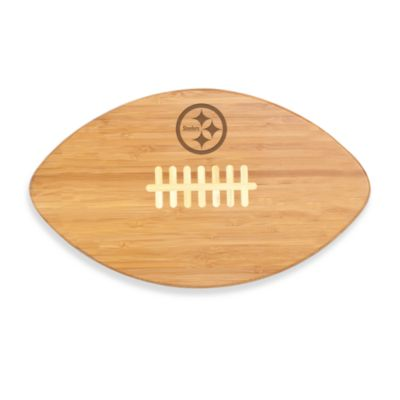 Picnic Time® Pittsburgh Steelers Touchdown Pro! Cutting Board
