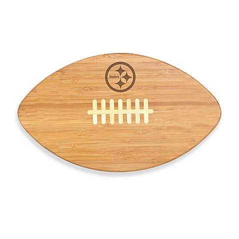 Picnic Time® NFL Pittsburgh Steelers Touchdown Pro! Cutting Board