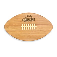 Picnic Time® NFL San Diego Chargers Touchdown Pro! Cutting Board