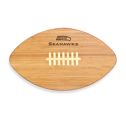 Picnic Time® NFL Seattle Seahawks Touchdown Pro! Cutting Board