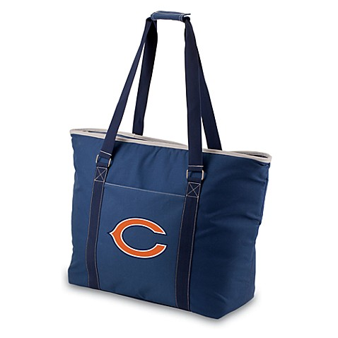 Picnic Time® Tahoe Chicago Bears Insulated Cooler Tote in Navy Blue
