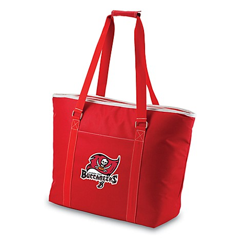 Picnic Time® Tahoe Tampa Bay Buccaneers Insulated Cooler Tote in Red