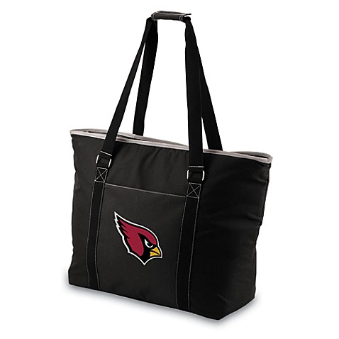 Picnic Time® Tahoe Arizona Cardinals Insulated Cooler Tote in Black
