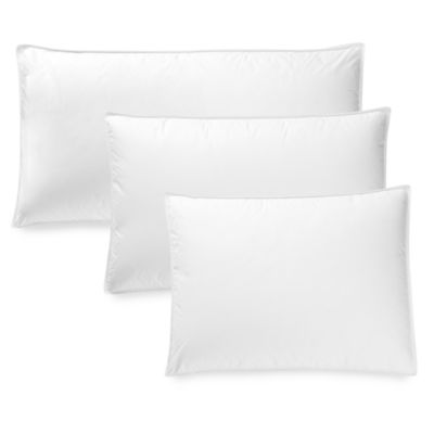 Seasons Collection(R) Luxury Batiste White Goose Down Side Sleeper Pillow