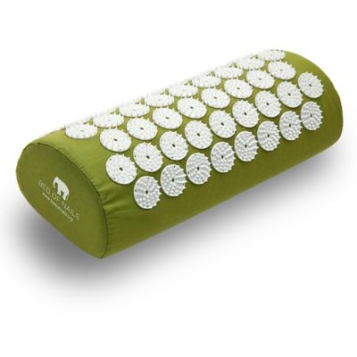 Bed of Nails Acupressure Pillow in Green