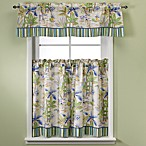 Lagoon Kitchen Window Valance