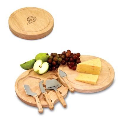 Picnic Time® Miami Dolphins Circo Cheese Board