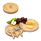 Picnic Time® Cincinnati Bengals Circo Cheese Board