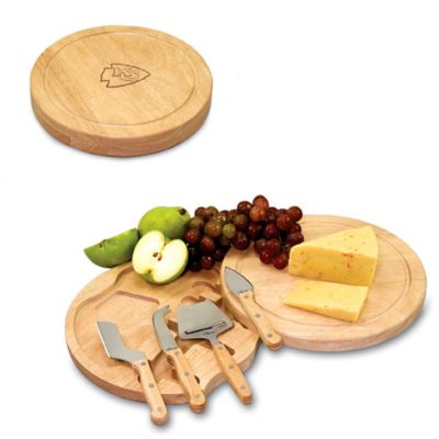 Picnic Time® Kansas City Chiefs Circo Cheese Board