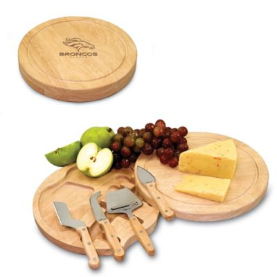 Picnic Time® Denver Broncos Circo Cheese Board