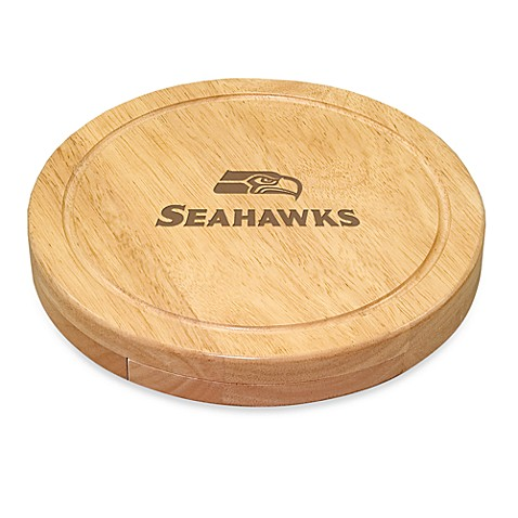 Picnic Time® NFL Seattle Seahawks Circo Cheese Board