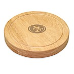 Picnic Time® San Francisco 49ers Circo Cheese Board