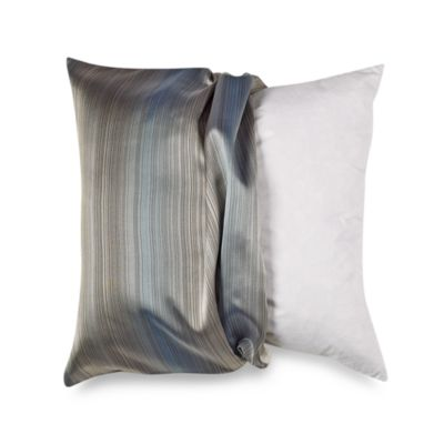 Strie 20-Inch Decorative Toss Pillow Cover