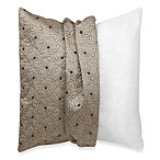 Geranium 20-Inch Decorative Toss Pillow Cover in Green