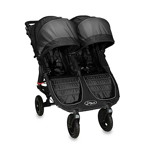 Baby Jogger City Mini Gt Double Stroller And