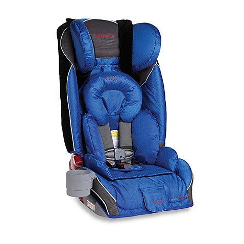 diono radian rxt convertible car seat from birth to booster child seat in cobalt blue bed. Black Bedroom Furniture Sets. Home Design Ideas