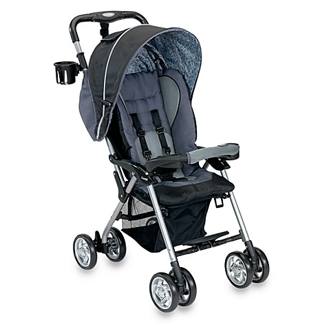 Combi® Cosmo Stroller in Graphite Scribble